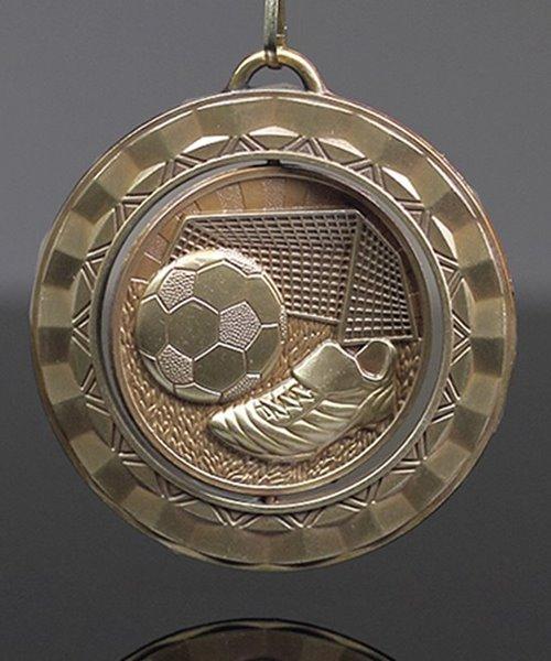 Picture of Soccer Spinner Medal