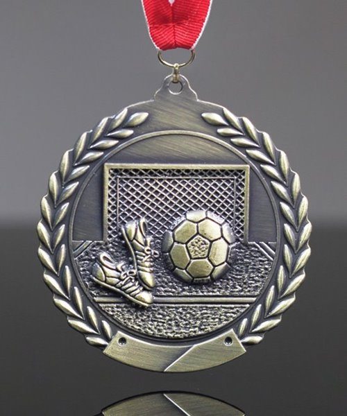 Picture of Traditional Soccer Medal