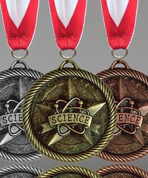 Picture of Science Award Medals