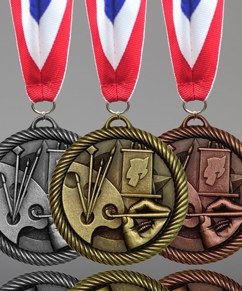Picture of Art Award Medals