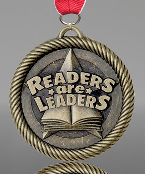 Picture of Readers are Leaders Award Medals