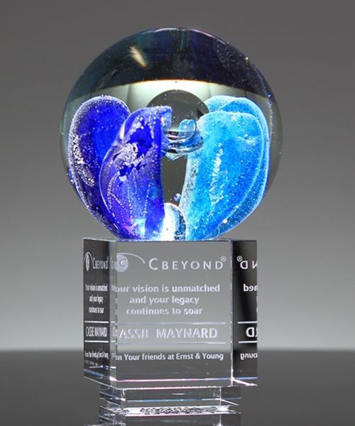 Picture of Fascinate Art Glass Award