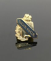 Picture of Science Lapel Pin