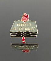 Picture of Perfect Attendance Pin
