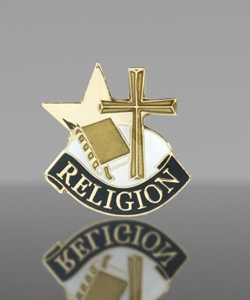 Picture of Religion Award Pin
