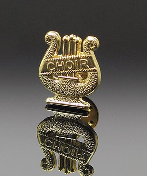 Picture of Music Choir Pin