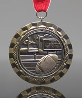 Picture of Football Spinner Medal