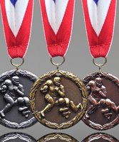Picture of Classic Football Medals