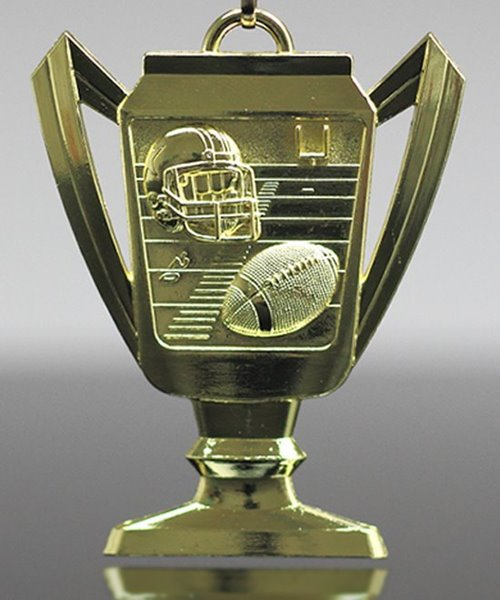 Picture of Football Trophy Cup Medals