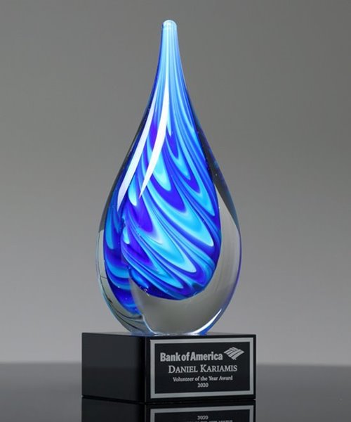 Picture of Royal Art Glass Flame