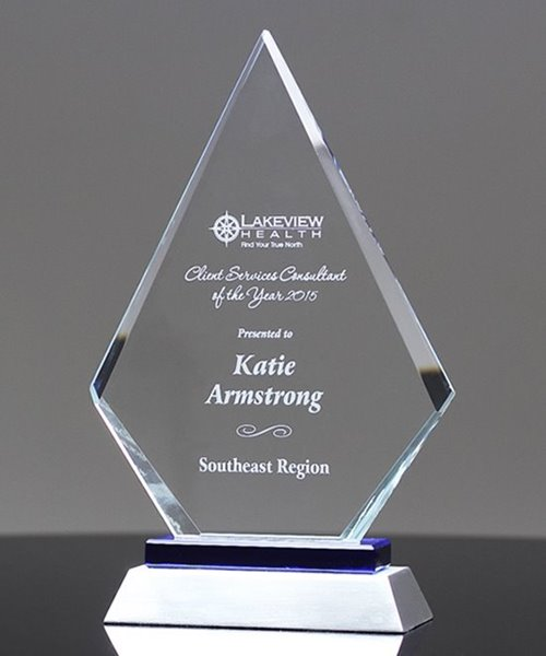Picture of Sterling Diamond Award