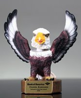 Picture of Eagle Bobblehead Trophy