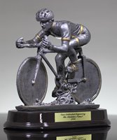 Picture of Bicycle Race Trophy