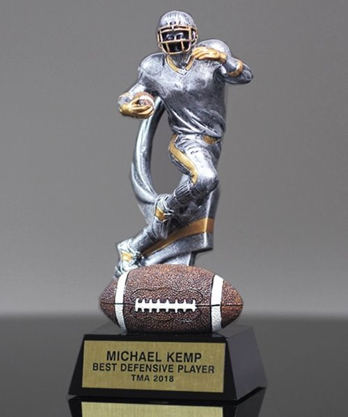 Picture of Motion Extreme Football Resin