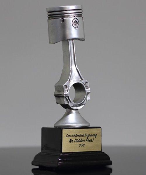 Picture of Silver Piston Award