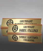 Picture of Desk Slide In Name Plate