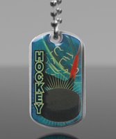 Picture of Hockey Dog Tag