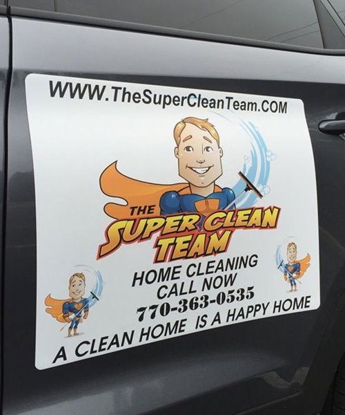 Picture of Custom Car Magnets