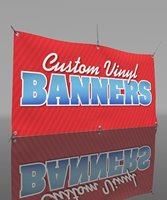 Picture of Custom Banners with Full Coverage Digital Printing