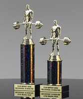 Picture of Weightlifter Power Lift Trophy