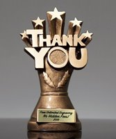 Picture of Thank You Trophy