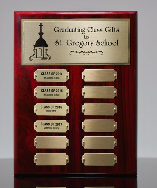 Picture of Graduating Class Perpetual Plaque
