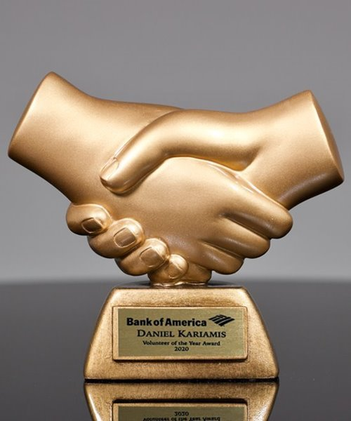 Picture of Hand Shake Award