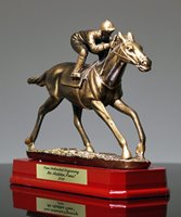 Picture of Horse Racing Trophy