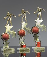 Picture of Basketball Accolade Trophy