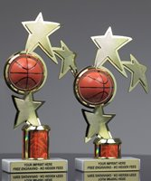Picture of Basketball Superstar Trophy