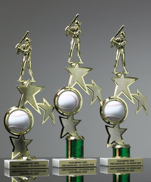 Picture of Baseball Accolade Trophy