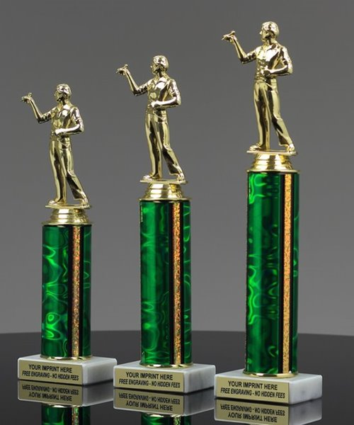 Picture of Dart Thrower Champion Trophy