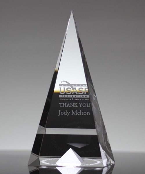 Picture of Crystal Dynasty Pyramid Award