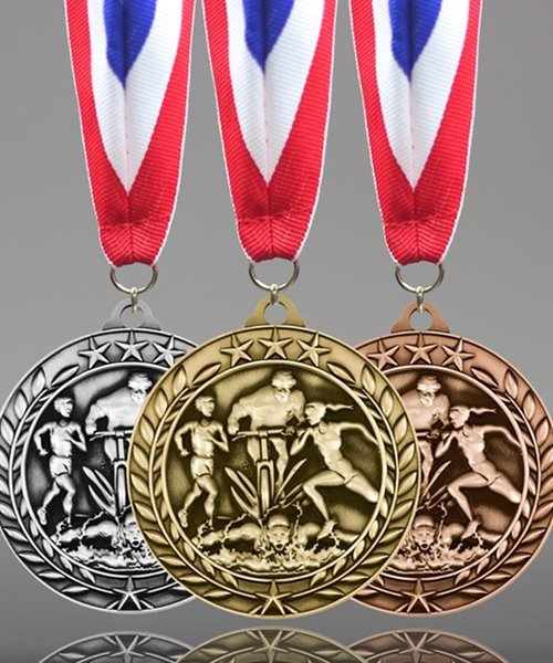 Picture of Triathlon Award Medals