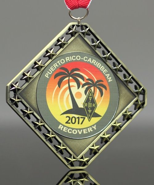 Picture of Diamond Star Medals