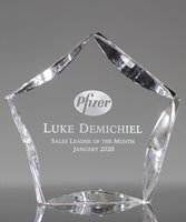 Picture of Luminary Clear Acrylic Star