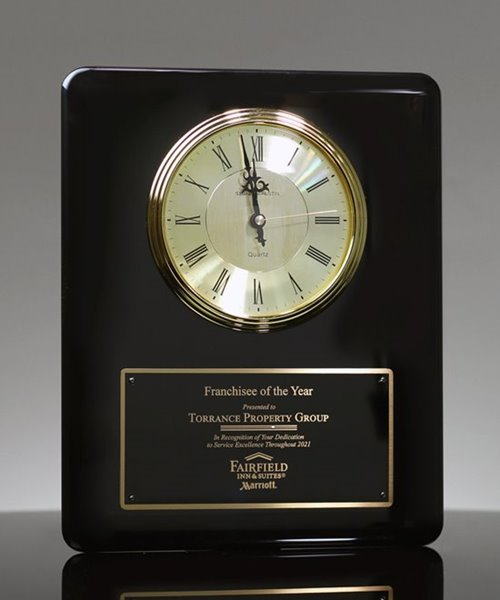 Picture of Master Ebony Wall Clock