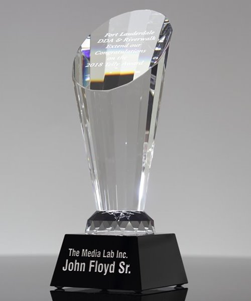 Picture of Spotlight Crystal Award