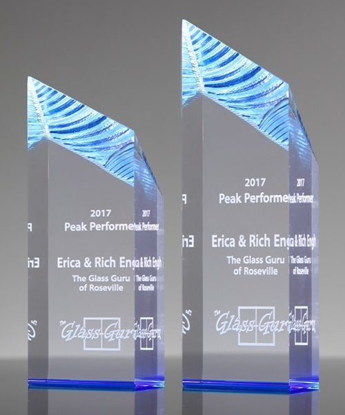 Picture of Glacier Acrylic Awards