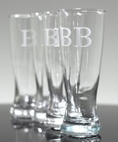 Picture of Hofbrau Beer Glass