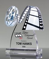 Picture of Film Reel Trophy