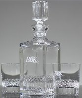 Picture of Engraved Scotch Decanter