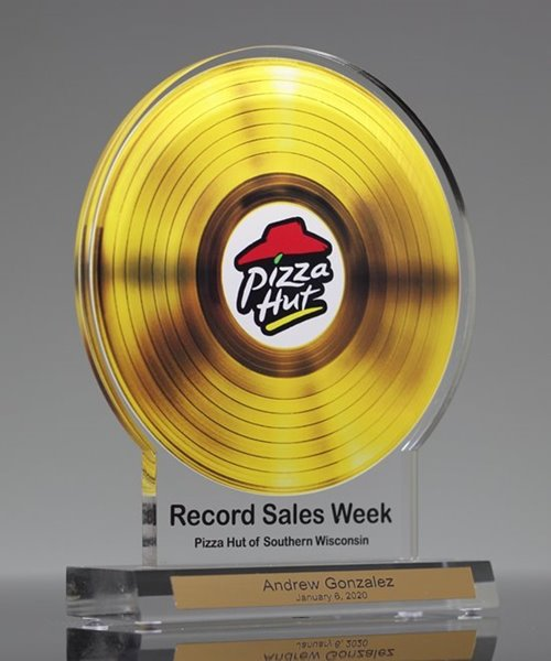 Picture of Golden Record Award