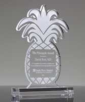 Picture of Acrylic Pineapple Award