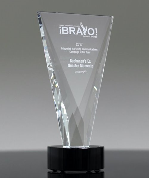 Picture of Crystal Triumph Award
