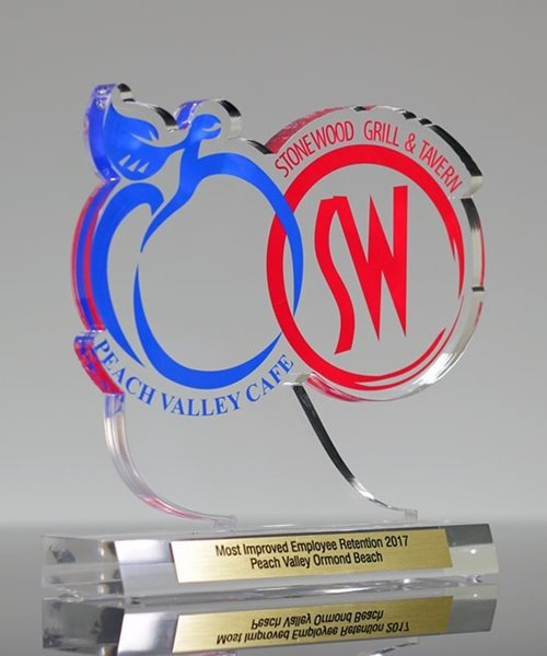 Picture of Logo-Cut Award