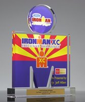 Picture of Acrylic Logo-Top Award