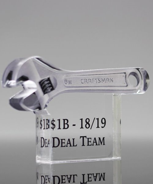 Picture of Top Wrench Paperweight