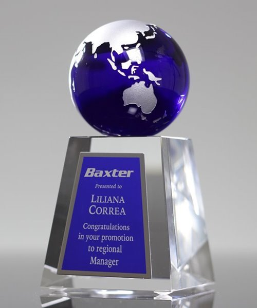 Picture of Apex World Globe Award