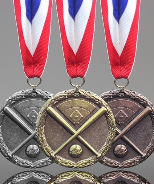 Picture of Classic Baseball Medals
